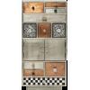 Kare cabinet - Muebles -