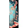Karen Mabon Vogue Swimming Silk Sarong - Skirts -