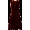 Karen Millen red velvet dress - Dresses -
