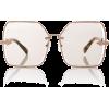 Karen Walker Nirvana Butterfly-Frame Gol - Gafas de sol - $250.00  ~ 214.72€