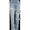 Karolina Rigid High Waist Skinny Jeans G - Jeans -