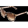 Kate Spade Gayla/P Sunglasses 0ESP Camel Tortoise (Y6 Brown Gradient Lens) - Sunglasses - $87.00