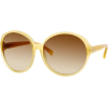 Kate Spade Ginette Sunglasses 0JXX Honey (G9 Brown Gradient Lens) - Sunglasses - $95.99