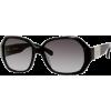 Kate Spade Jocelyn Sunglasses Black / Gray Gradient - Sonnenbrillen - $117.00  ~ 100.49€