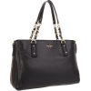 Kate Spade New York Cobble Hill Andee Satchel Black - Torbe - $428.00  ~ 367.60€