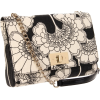 Kate Spade New York Japanese Floral Fabric Bethany Shoulder Bag Black/Cream/Floral - Borse - $328.00  ~ 281.71€