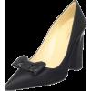 Kate Spade New York Women's Leena Pump Black - Sandals - $173.21