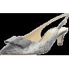Kate Spade New York Women's Sincere Slingback Sandal Grey - Sandały - $328.00  ~ 281.71€