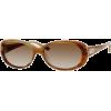 Kate Spade SINCLAIR sunglasses 01U8 Horn Pearl Mushroom (Y6 Brown Gradient Lens) - Sunglasses - $88.99  ~ 76.43€