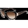 Kate Spade Soliel/S Sunglasses - 0FU3 Tortoise Animal (Y6 Brown Gradient Lens) - 57mm - Sunglasses - $102.67  ~ 88.18€