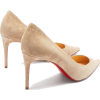 Kate 85 suede pumps - Classic shoes & Pumps -