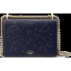 Kate Spade Blue Astro Bag - Hand bag -