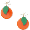 Kate Spade Citrus Crush earrings - Brincos - $59.00  ~ 50.67€