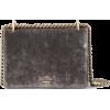 Kate Spade Grey Bag - Hand bag -