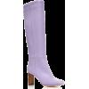 Kate Spade Women's Rochelle Tall Leather - Čizme -