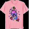 Kawaii Milkshake Tee - T-shirts -