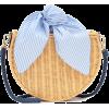 Kayu Dylan wicker shoulder bag - Hand bag -