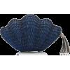 Kayu clam clutch - Schnalltaschen -