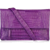 Purple Purse - Hand bag -