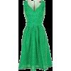 Kelly Green dress - Dresses -