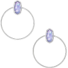 Kendra Scott Hoop Earrings - Aretes -