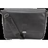 Kenneth Cole  Expandable Computer Compatible Messenger Bag Black - Torbe - $82.14  ~ 70.55€