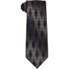 Kenneth Cole Reaction Men's Rye Neat Neck Tie Black - Tie - $19.22
