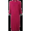 Kenzo Logo knit dress - sukienki -
