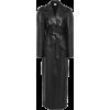 Khaite Blythe Leather Trench Coat - Jacket - coats - $6,500.00  ~ £4,940.07