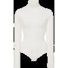 Khaite Cate Wool-Blend Bodysuit - プルオーバー - $595.00  ~ ¥66,966
