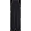 Khaite Rosie High-Waisted Satin Pants - Capri hlače - $1.18  ~ 7,50kn