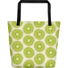 Kiwi Design Beach Bag - Hand bag - $35.00