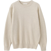 Knit Sweater - Puloverji -