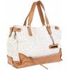 Kooba Grace-Linen Tote White - Bag - $425.00