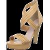Kooba Women's Samantha Sandal Tan - Sandals - $170.04