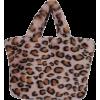 Korean Casual Cute Plush Hit Color Bag Nhhx273287 - バッグ クラッチバッグ -