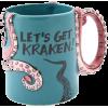 Kraken mug on Etsy - 小物 -