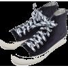Kuho Velvet High Top Sneakers - Sneakers -