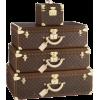 L. VUITTON - Travel bags -