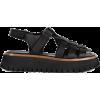 LABUCQ black sandal - Sandálias -