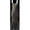 LAKE STUDIO satin slip dress - ワンピース・ドレス -