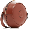 LANVIN brown leather bag - Hand bag -
