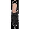LANVIN knot-detail slingback pumps - Sapatos clássicos -