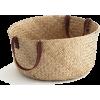 LA REDOUTE  straw basket - Uncategorized -