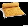 LA REDOUTE yellow matress cushion - Uncategorized -