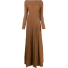 L'AUTRE CHOSE pleated knit dress - Dresses -