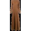 L'AUTRE CHOSE pleated knit dress - Kleider -