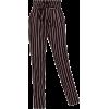 LE3NO Striped Pants - Capri & Cropped -