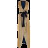 LEAL DACCARETT Gaia Lamé Wrap dress - Haljine -