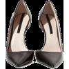 LEATHER STILETTO SHOES - Classic shoes & Pumps -